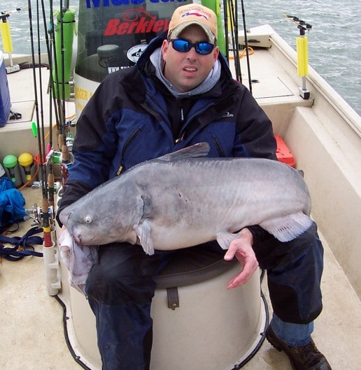 Chad Ferguson Catfish Edge