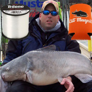 Tie Catfish Rigs Faster With This Leader Line Tip!