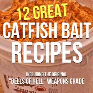 Best night catfishing bait recipes