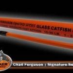 Chad Ferguson Signature Series Catfish Rod Whisker Seeker Tackle
