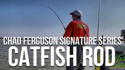 Chad Ferguson Signature Series Catfish Rod