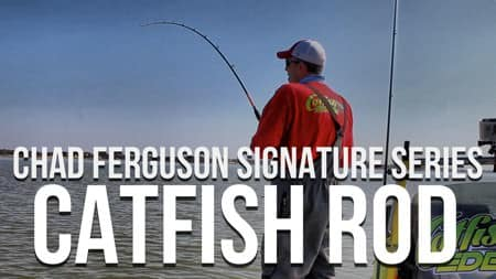 Chad Ferguson Catfish Rod 450