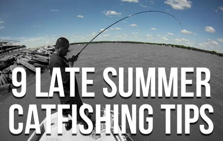 9 Catfishing Tips For Late Summer Success