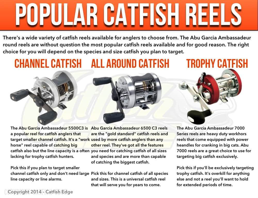 recipe: catfish reels with bait clicker [16]