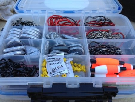 Catfish Tackle Box