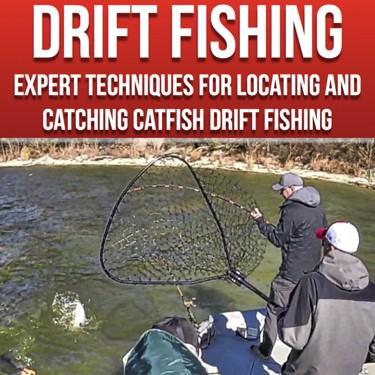 Drift Fishing For Catfish Product Graphic Catfish Edge