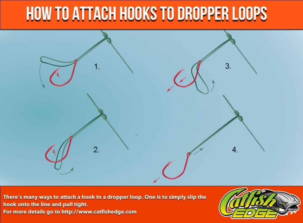 Dropper Loop Attach Hooks CE