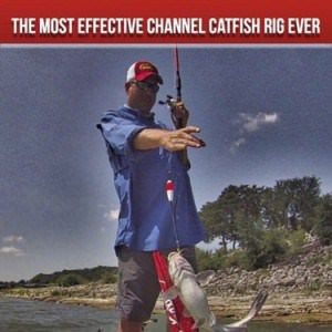 Secret Catfish Rig Cover