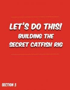 Secret Catfish Rig Preview 2