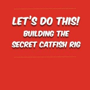 Secret Catfish Rig Preview 2