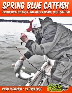 Spring Blue Catfish Cover Catfish Edge Chad Ferguson