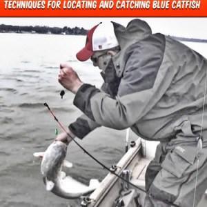 Spring Blue Catfish Cover Catfish Edge Chad Ferguson