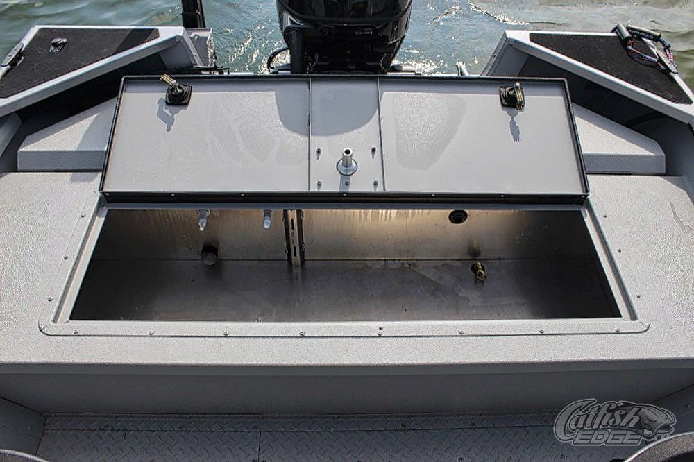 Seaark Procat 240 Catfish Boat The Ultimate Catfish Rig