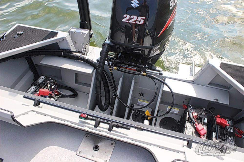 Seaark Procat 240 Catfish Boat The Ultimate Catfish Rig