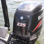 SeaArk ProCat 240 Suzuki 225 Outboard Motor