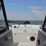 SeaArk ProCat 240 Walk Through Windshield