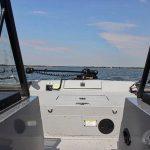 SeaArk ProCat 240 Walk Through Windshield