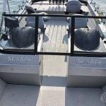 SeaArk ProCat 240 Wrap Around Windshield