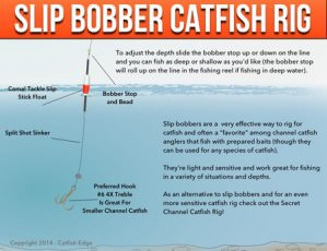 Slip Bobber Rig For Catfish: How, When and Why