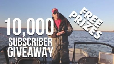 10K Subscriber Giveaway! Enter To Win From Catfish Edge