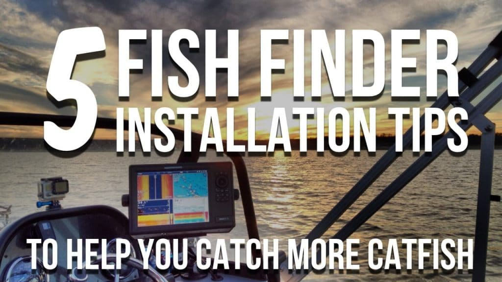 Fish Finder Installation Tips Youtube Cover