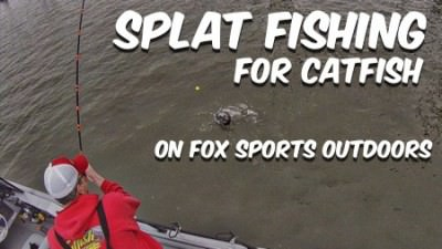 Splat Fishing For Catfish On Fox Sports Outdoors