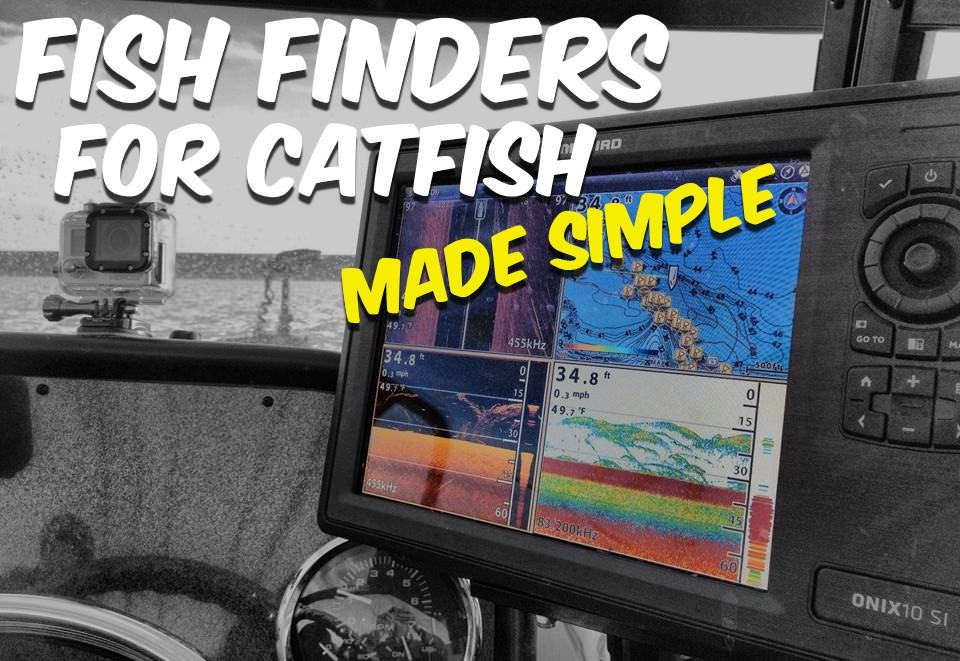 Sonar Fish Finders For Catfish