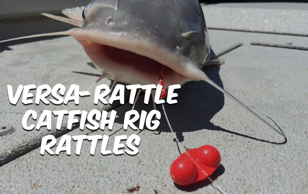 Versa Rattle Catfish Rig Rattles