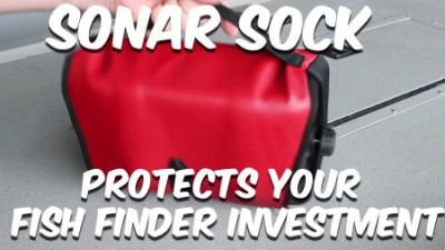 Sonar Sock Fish Finder Protection [Review and Info]