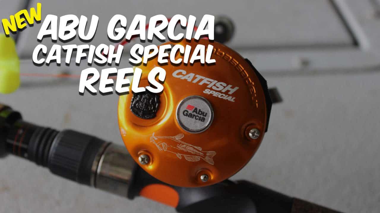Abu Garcia Catfish Special Reels Cover
