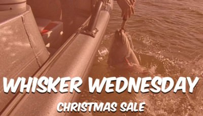 Whisker Wednesday 2015 – Catfishing Gear Sale!