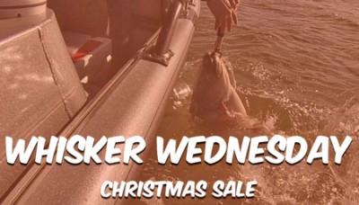 Whisker Wednesday 2015 – Catfishing Gear Sale!