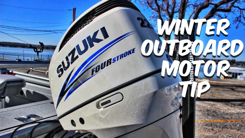 Avoid Repairs Plus Fishing Delays With This Winter