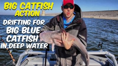 Catching Big Catfish: Drift Fishing For Catfish In Deep Water