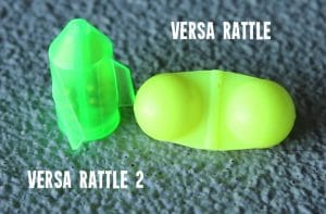 Versa-Rattle Catfish Rig Rattles
