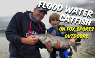Flood Water Catfish On Fox Sports Outdoors