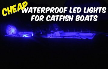 Cheap Waterproof LED Lights For Your Catfish Boat