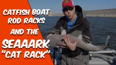 SeaArk Cat Rack and Catfish Boat Road Racks [Do You Need One]