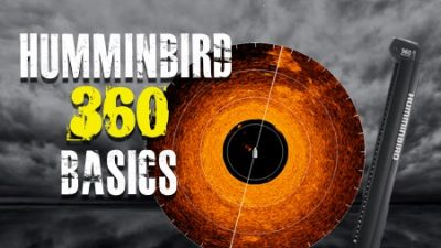 Humminbird 360 Fish Finder Basics – How To Use It (and Why)