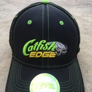 Catfish Edge Cap Dome Performance Trucker