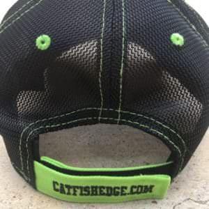 Catfish Edge Cap Dome Performance Trucker